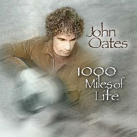 1000 Miles Of Life album cover, 2008