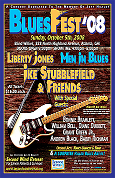 BluesFest '08 poster - click for larger version