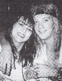 Bekka Bramlett and Jani Lane