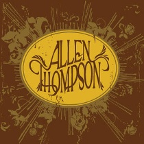 Allen Thompson album cover, 2008