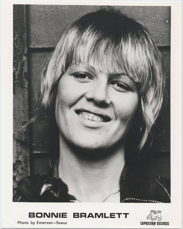Bonnie Bramlett - UK tour, 1976