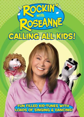 Rockin' With Rosanne - Calling All Kids, DVD cover