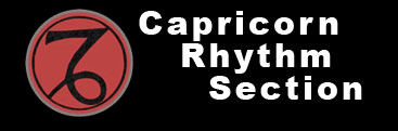 Capricorn Rhythm Section banner