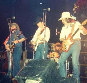 The Marshall Tucker Band, Manchester, 1976