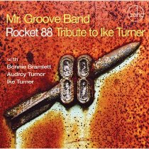 Rocket 88 album cover, 2009