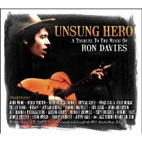 Unsung Hero album cover, 2013