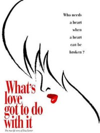 What's Love Got To Do With It film poster