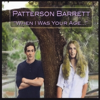 When I Was Your Age album cover, 2012